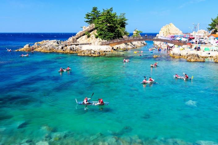 Jangho beach 1